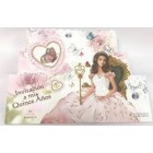 Mis Quince Años Invitations Butterflies Sweet 15 Invitación De Quinceanera 8 Ct