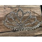 Rhinestone Tiara Keepsake Gift for Weddings Sweet 16 Birthdays