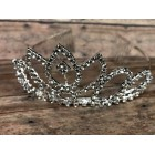 Rhinestone Crown Tiara Keepsake Gift for Weddings Sweet 16 Birthdays Mis Quince Anos