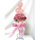 Ballerina Cake Topper Centerpiece Decoration Keepsake