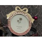 Round Frame with Bow Favor for Sweet 16 Birthday Bridal Shower