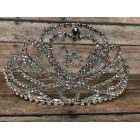 Sweet 16 Rhinestone Crown Tiara Keepsake Gift