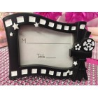 Movie Theme Place Card Holder Favor Frame for Birthday Sweet 16 Mis Quince Anos