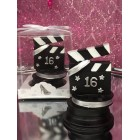 Sweet 16 Director's Cut Clipboard Party Favor Cake Decoration
