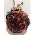 Steampunk Wedding Bridal Flower Rose Bouquet Gift Idea Fun and Elegant
