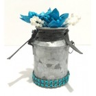 Western Theme Party Favor Cowhand Milk Can Decoration For Wedding Birthday