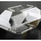 Clear Plastic Corsage Favor Box All Party Occasion