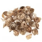 Wood Rose Shavings Rustic Wedding Table Decoration Reception Party Supplies