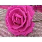 Fuchsia Craft Foam Flower Weddings Sweet 16 All Purpose