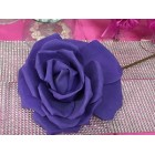 Purple Craft Foam Flower Weddings Sweet 16 All Purpose