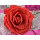 Red Craft Foam Flower Weddings Sweet 16 All Purpose