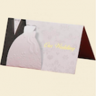 Our Wedding Invitations with Envelopes Party Accessories Party Supplies 10 Ct