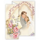 Wedding Invitation to Our Wedding with Envelopes 8 Ct